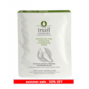 Intensive One-Step Moisturizing and Conditioning Socks